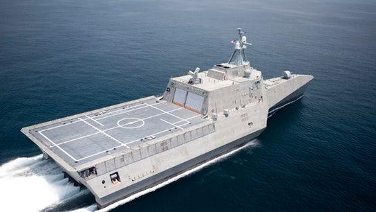 US warship sails through Taiwan Strait amid China tensions