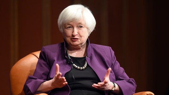 Yellen: I 'don't believe' we'll see another financial crisis in our lifetime
