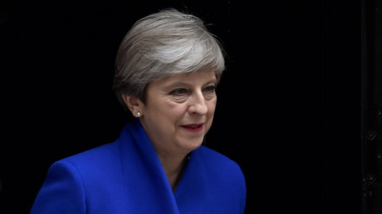 PM Theresa May says Britain will leave EU on March 29