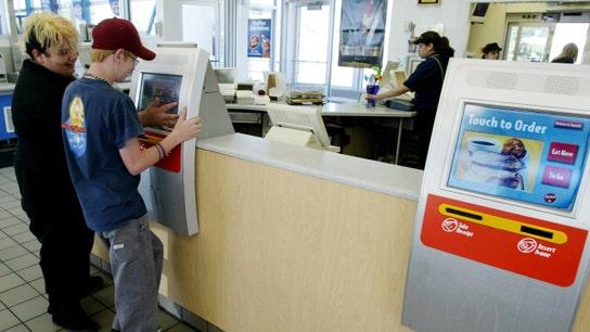 Walmart raises wages, but tech still cheaper long-term, fmr. McDonald's CEO says