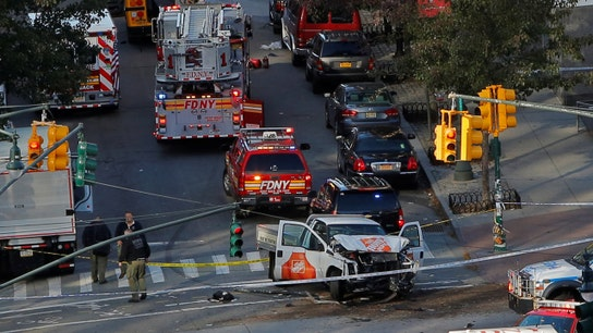 NYC attack marks 11th vehicle terrorist attack this year