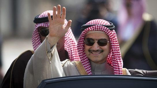 Saudi crown prince's efforts to reform kingdom are 'real,' Prince Alwaleed says