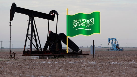 Saudi Arabia searches for U.S. shale-oil deal