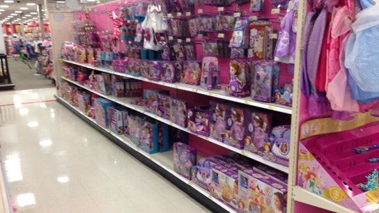 Toy Wars: Target, Walmart chasing America's youngest shoppers