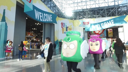 American International Toy Fair 2018: Small startups make big splash