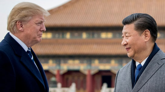 Trump says no deal with China on ZTE ... just yet