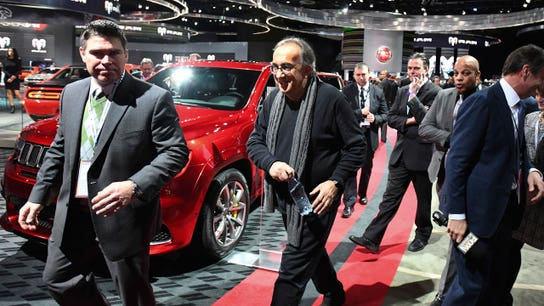 Tax cuts remove 'cobwebs' for US companies: Fiat Chrysler CEO