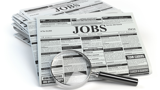 Monthly jobs growth disappoints, jobless rate meets expectations