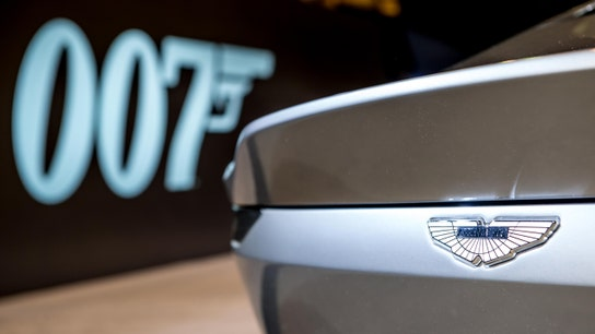 Aston Martin prices IPO at $5.6 billion, sputters in debut