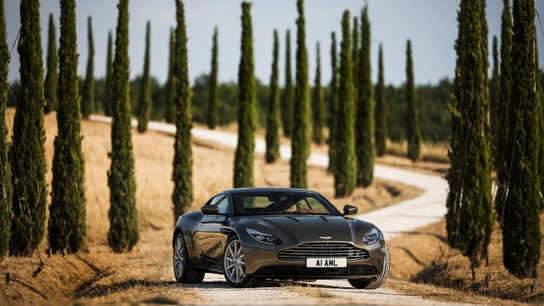 Aston Martin to test investors' appetite for luxury stocks