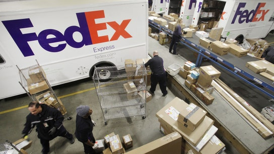 US-China trade war flagged as major drag on FedEx's business
