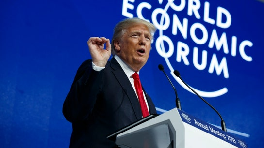 With Trump out for Davos, here's who will take his place