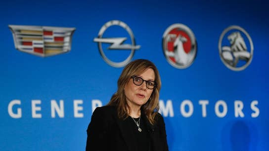 Trump and GM CEO Mary Barra had 'productive and valuable' meeting