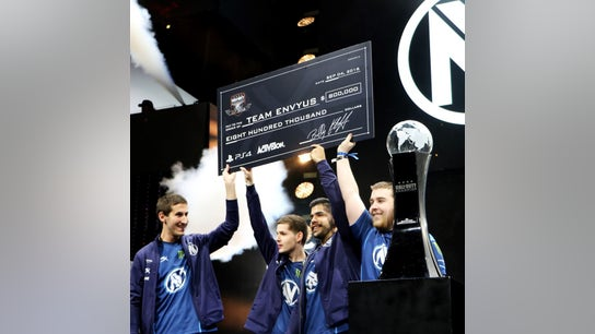 Call of Duty World League Champs Take $800K Prize