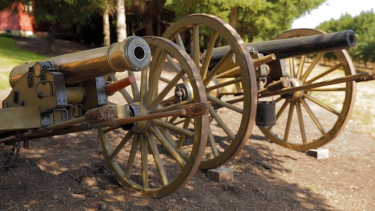 'Cannon Father' leaves sons explosive inheritance