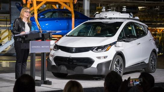 GM, Honda strike deal to build self-driving cars