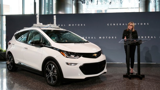 GM scores $1.15B Cruise investment for self-driving effort