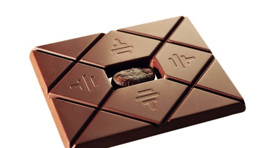The world's most expensive chocolate at $385 bar