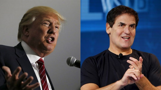 Mark Cuban Reveals Why He and Trump Parted Ways