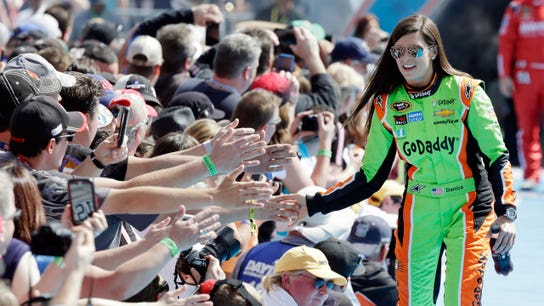 GoDaddy, Danica Patrick look to usher next wave of entrepreneurial life