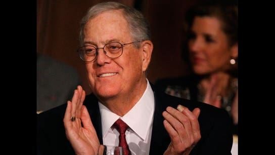 David Koch spent billions giving back to charity, here's where it all went
