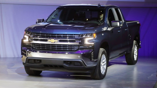 Detroit auto show: New pickups from Ram, Chevy heat up big-truck competition