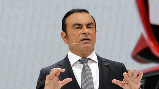 Carlos Ghosn, former Nissan head, to be indicted Monday: Report