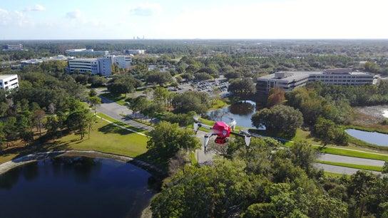 Small business, small drone - $100 billion defense market opportunity