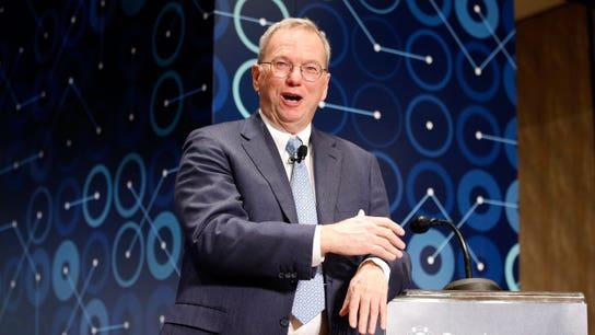 Eric Schmidt, ex-Google CEO, sees US, China internet split