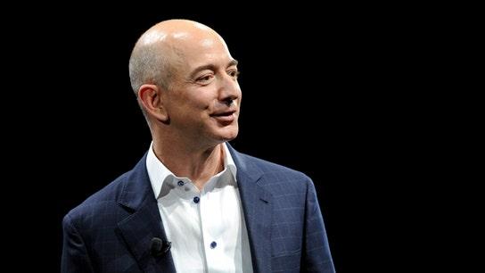 Amazon chief Jeff Bezos donates millions to help veterans get elected to Congress