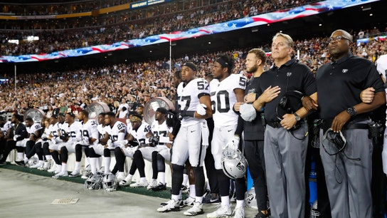 NFL players must stand during national anthem, league says