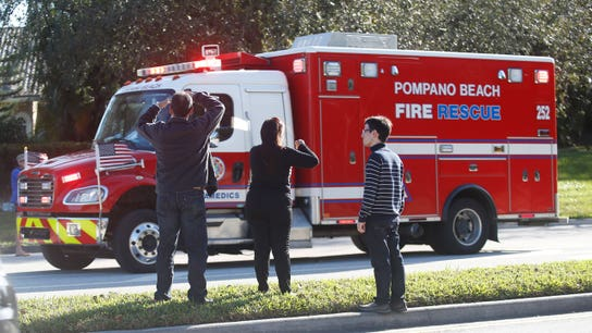 Shooting at Florida high school; multiple injures reported