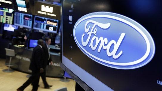 Ford 1Q sales drop despite growth in SUVs, pickup trucks