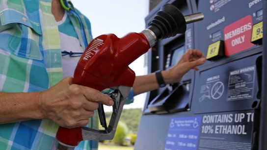 Trump administration weighing gas tax hike to pay for $1.5T infrastructure revamp