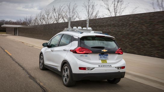 Allstate CEO: Self driving cars ahead, so what happens to the insurance industry?