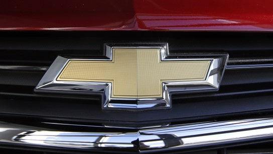 GM recalls one million pickup trucks, SUVs