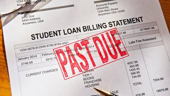 Top 5 states with highest, lowest student loan debt