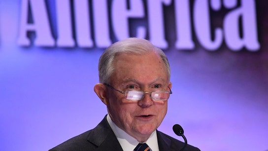 School shootings a top priority for law enforcement: AG Jeff Sessions
