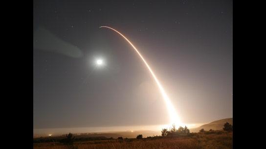 Boeing drops bid for lucrative Pentagon ICBM contract