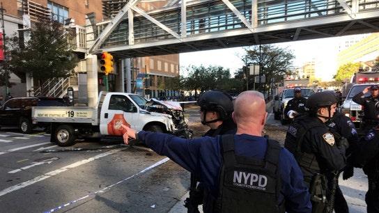NYC attack is an 'act of war': Zuhdi Jasser