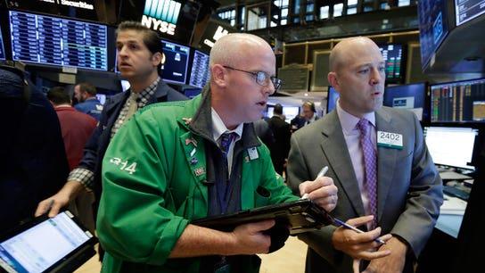 Dow advances as upbeat data buoys investors