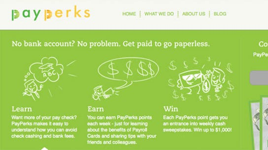 From Business School to Startup: PayPerks