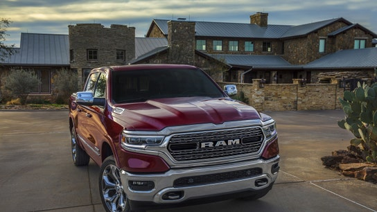 Which car stock has spiked the most in 2018?
