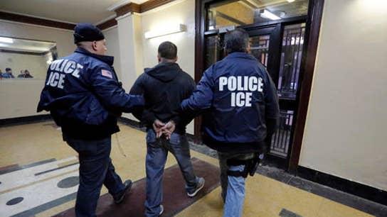 Sanctuary cities are 'criminal fugitive cities:' Rep. Babin