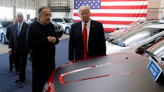 Trump likes Fiat Chrysler's planned move from Mexico