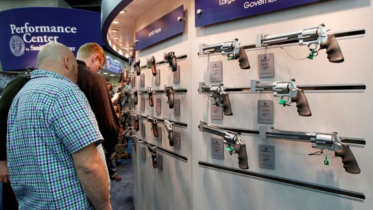Smith & Wesson owner sees weak gun sales in year ahead