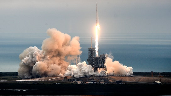 SpaceX and Boeing-Lockheed partnershipsplit $640M in Air Force contracts