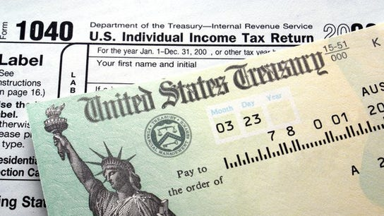 A look at the average IRS refund this tax season