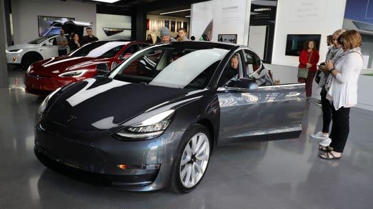 Tesla's Elon Musk: Goldman Sachs faces 'rude awakening' after downbeat Model 3 forecast