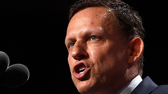 Peter Thiel: Google is sharing the 'crown jewel' of its AI efforts with China and it's terrible for America